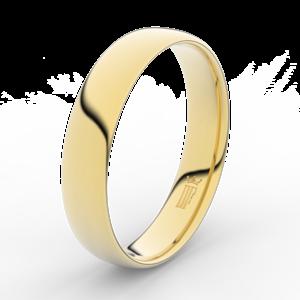 Prsten Filip Horák žluté zlato 585/1000 bez kamene povrch lesk 54